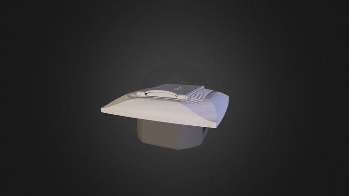 Termostat 1 3D Model