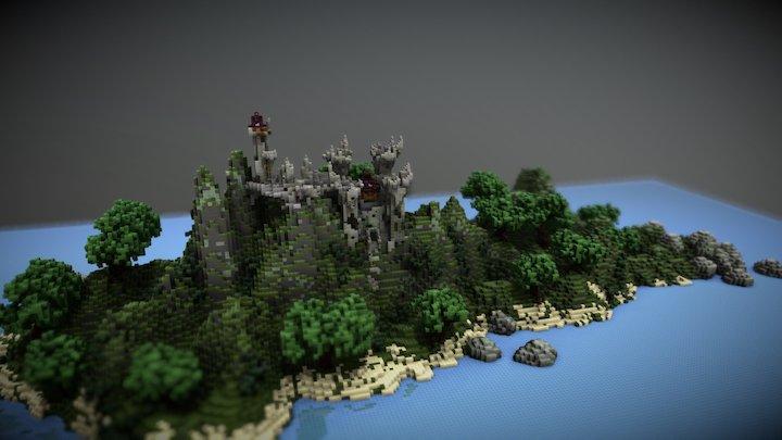 Isle 3D Model