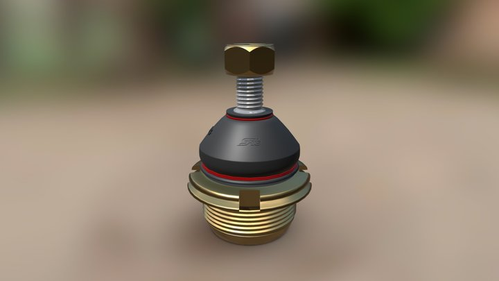 Sibak_A 3D Model