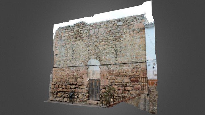 Torreón - Ermita Vieja (La Puebla de Mula) 3D Model