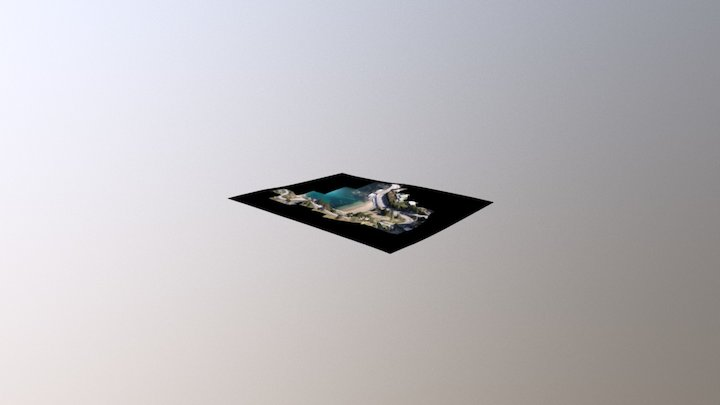 TORPEDERAS 3D Model