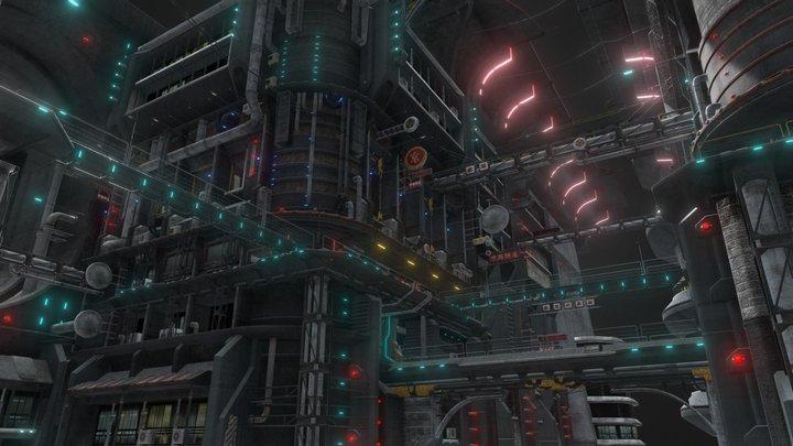 Urban Future3 3D Model
