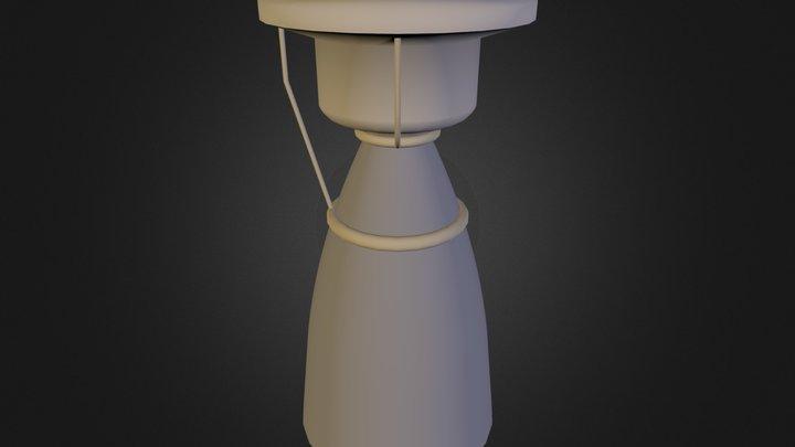engine2.dae 3D Model