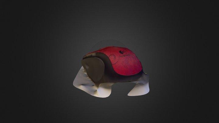 RUNDHERUM_mouse 3D Model