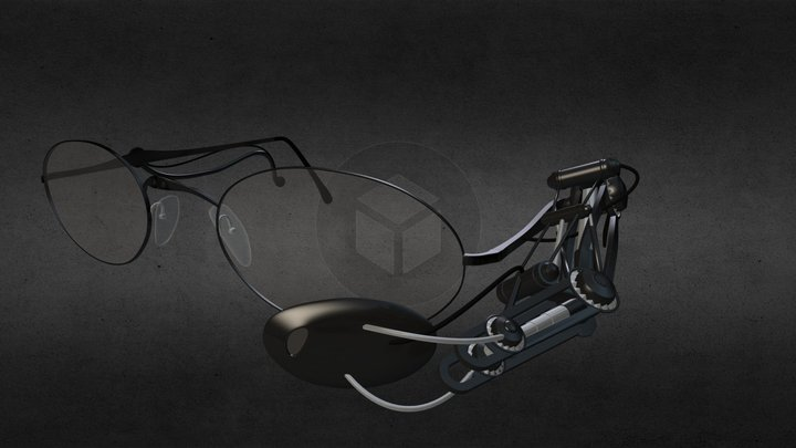 Shadow V 3D Model