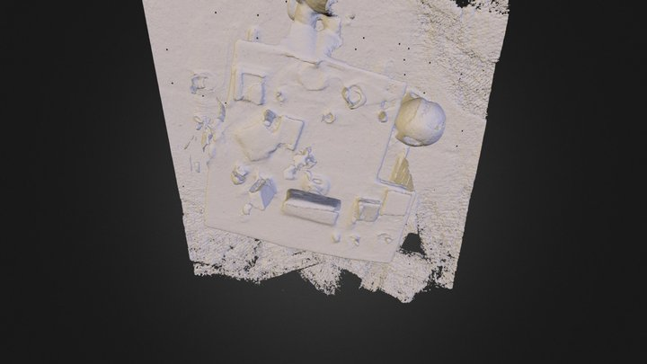 Freiburg-desk-2_GSLAM_refined_with_ICP.ply 3D Model