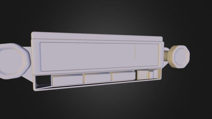 radio_ebake.lwo 3D Model