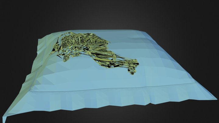 290911_pillow.3DS 3D Model