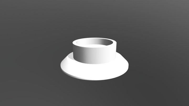 toneGeneratorPiece 3D Model