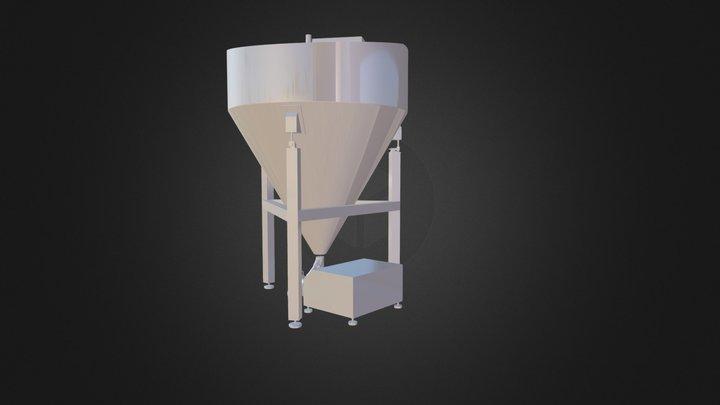 silo01.FBX 3D Model