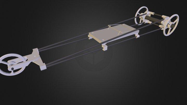 MouseTrapRacer.dae 3D Model