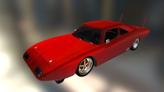 Daytona 3D Model