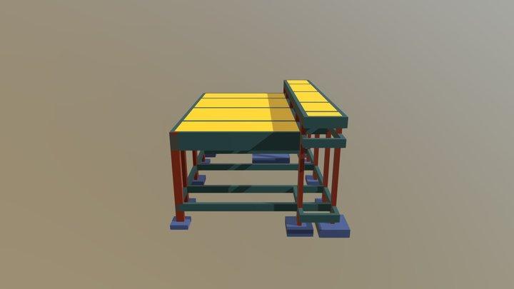 Academia Mariana 3D Model