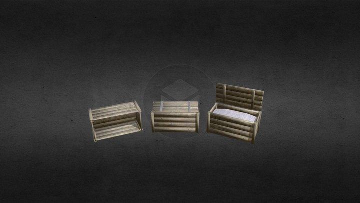 Woodcreate 3D Model