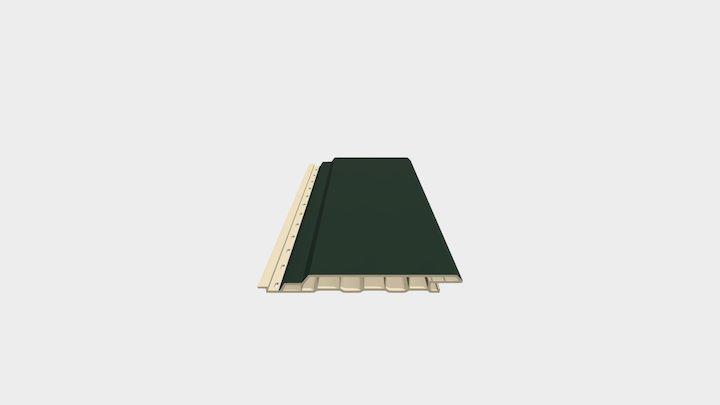 Fortalit Groen 3D Model