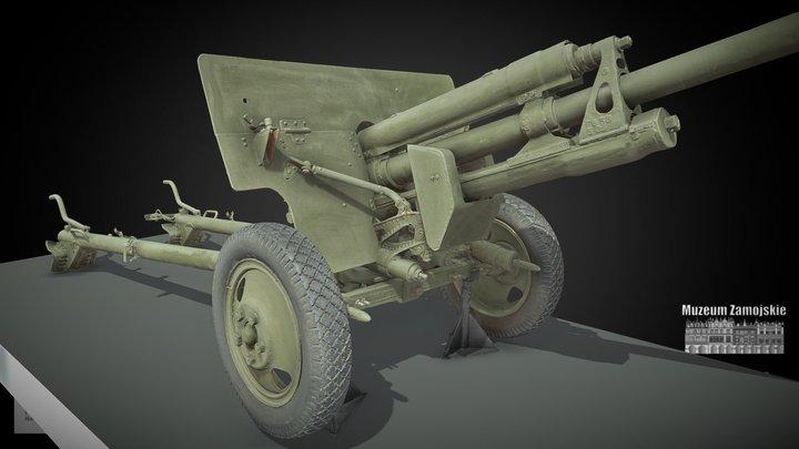 ZiS-2 3D Model
