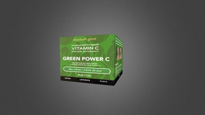 EG Green Power Box 3D Model