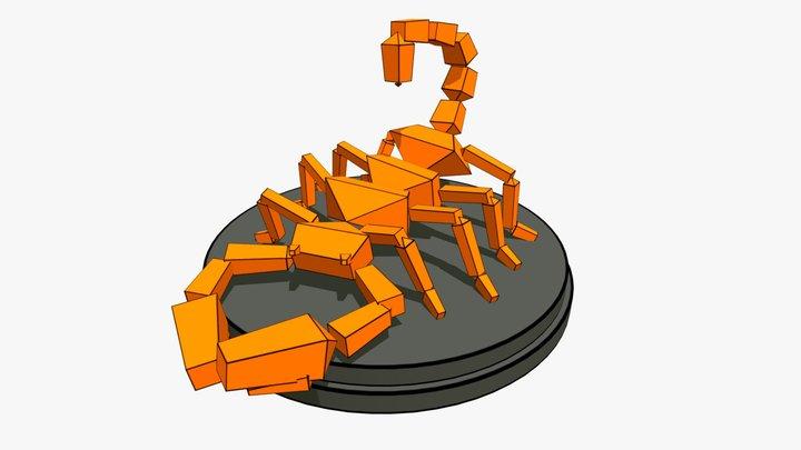 Scorpion 3D Model