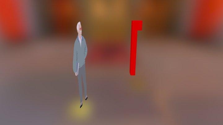 Rediseño 3D Model