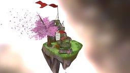 Diorama Project (DMU Year 1) 3D Model
