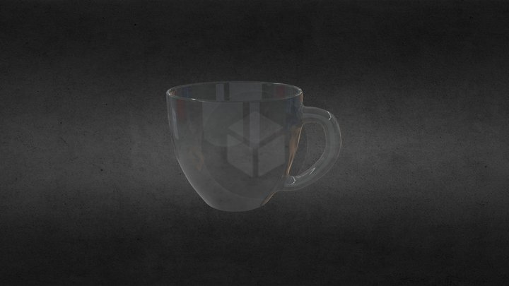 a cup 3D Model