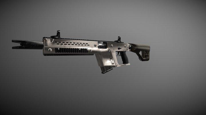 Vector01 3D Model
