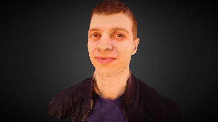 M_01 3D Model