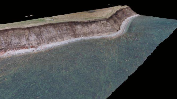 Crabbes River South 2016 3D Model