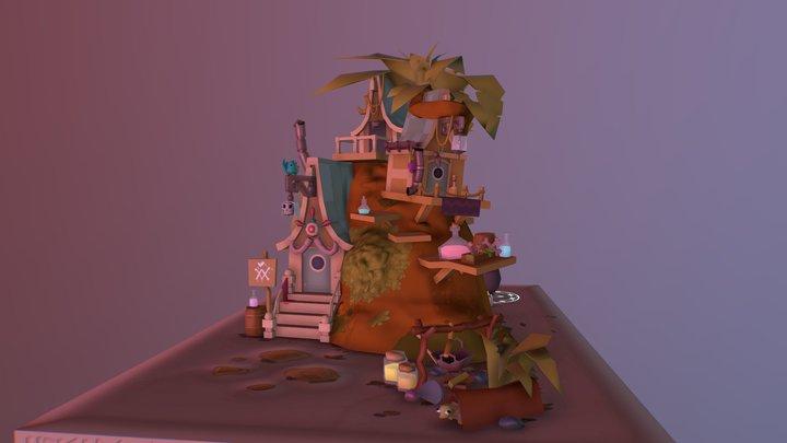 After Dawn 3D Model