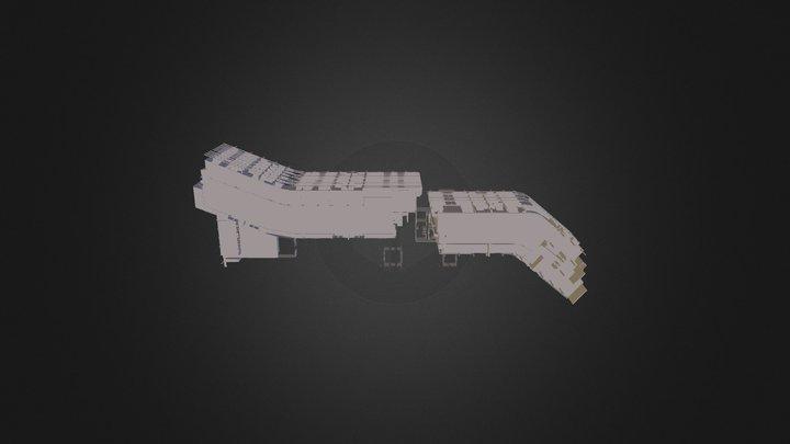 progress model 3D Model