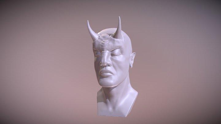 Demonio 3D Model