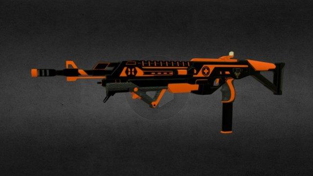 Medic Assault 3D Model