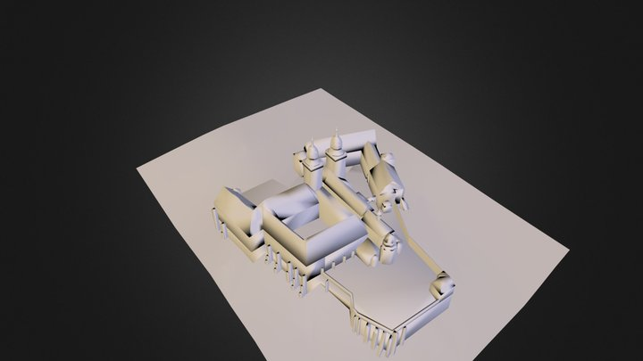 trebic model test sketcfab 3D Model