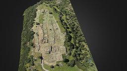 Monte Sirai - Caronia (CI) 3D Model