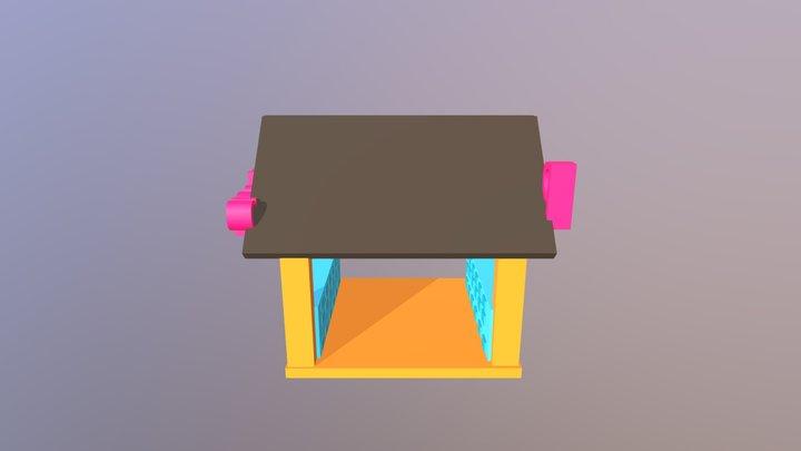 Stand pet 3D Model