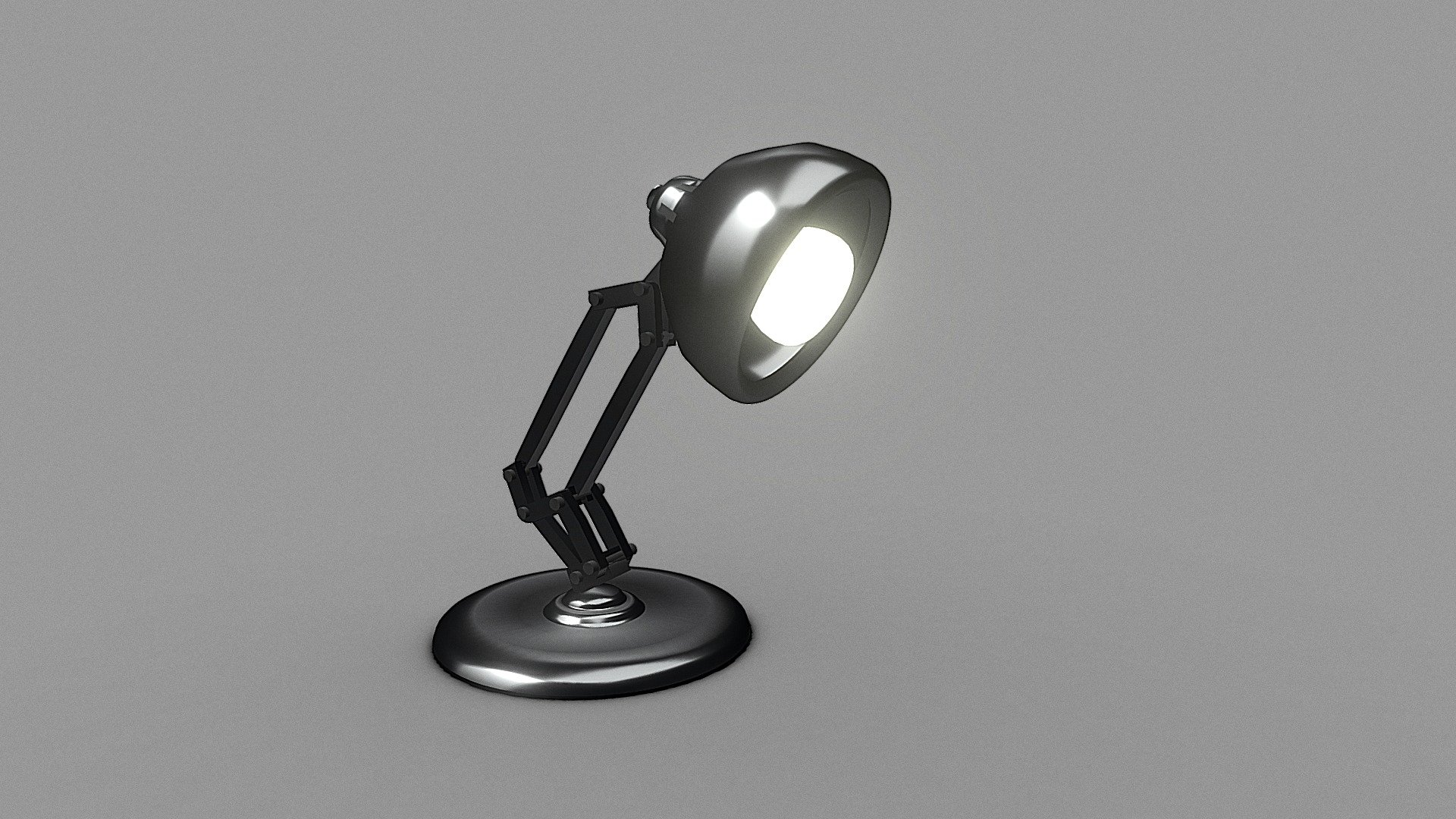 Pixar lamp - Download Free 3D model by alban (@alban)