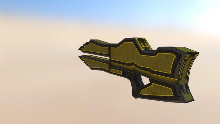Lightrail3000 3D Model
