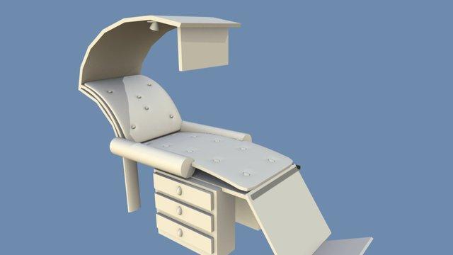 Mednik 3D Model