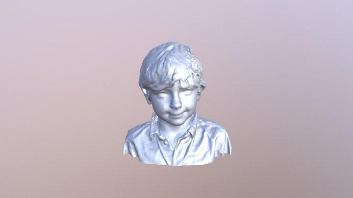 Farrell 3D Model