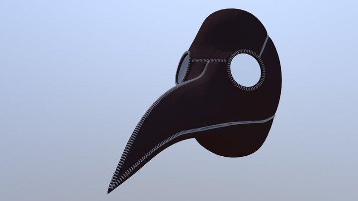 Day 2: Mask 3D Model