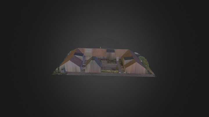 Clubhouse 3D Model