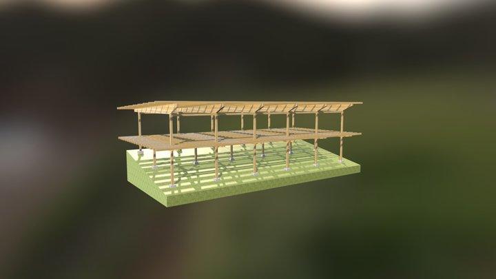 OR 1053B - R0 3D Model