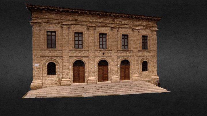The Civic Theater - Agisoft Coaching 3D Model