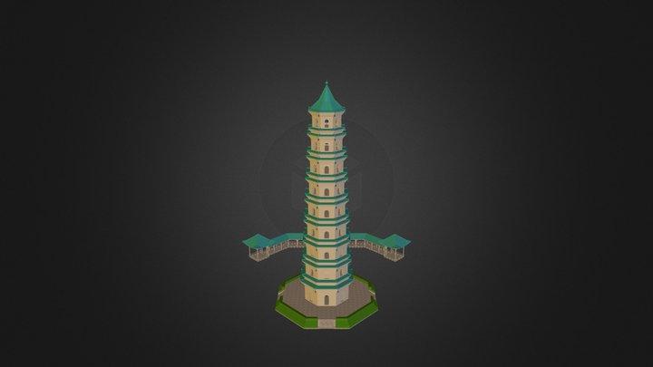 pagod 3D Model