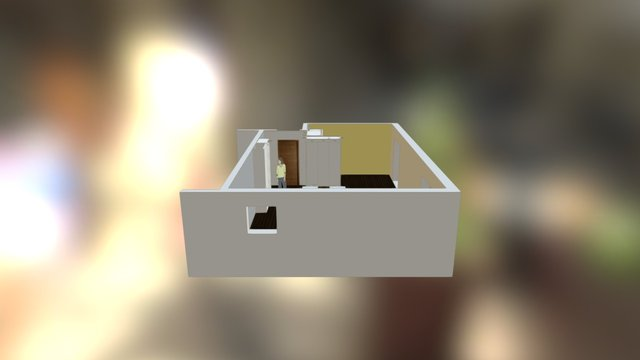Projet PIRPON : Version initiale 3D Model