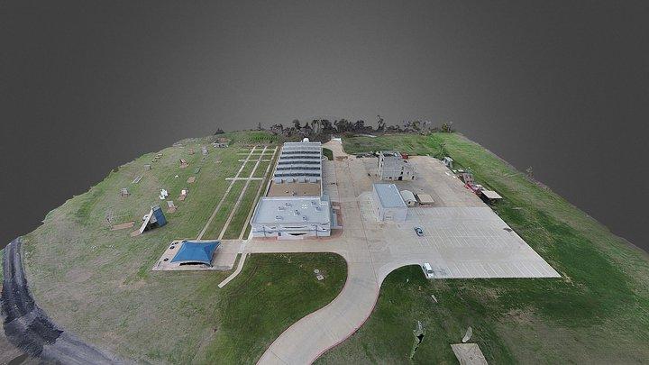 Lewisville - Public Safety Training Center 3D Model