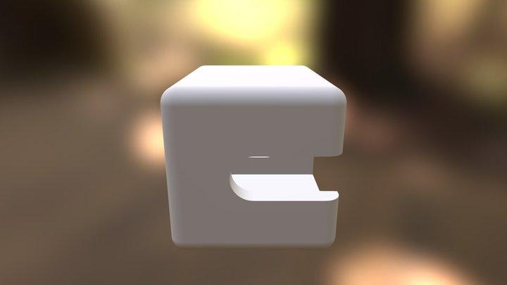 Evolve GT Cog Puller 3D Model