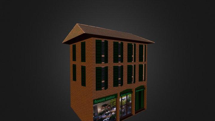 Vegetation Store 3D Model