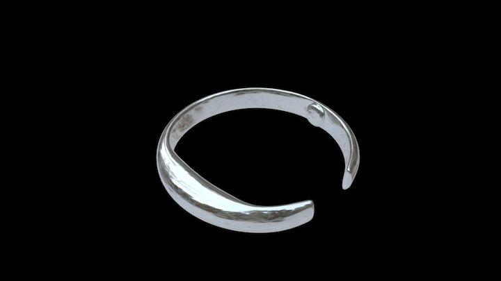 Good Night Anti-Snoring Ring in 3D 3D Model