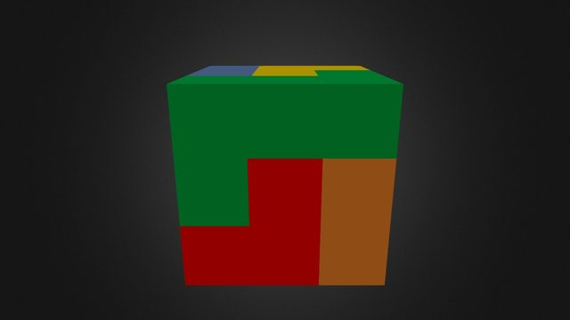 Puzzle Assembly New 3D Model